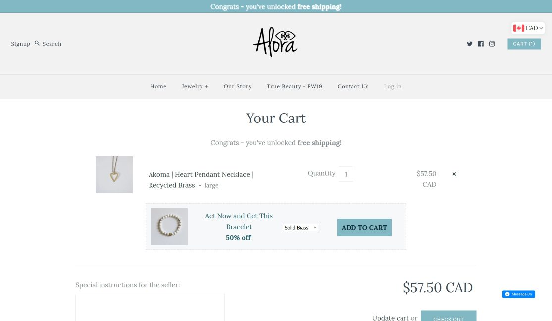 improve your conversion rate with in cart upsells