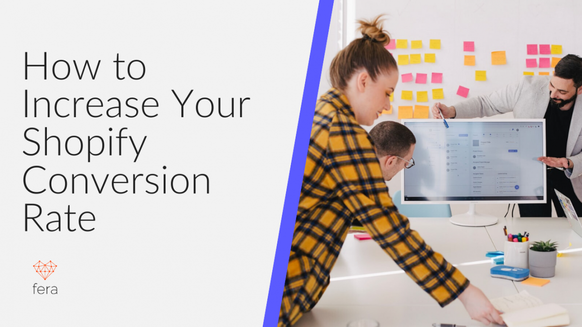 how to increase your shopify conversion rate