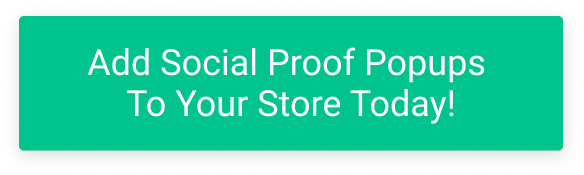 ad social proof pop ups to your store button