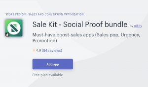best-social-proof-apps-sale-kit