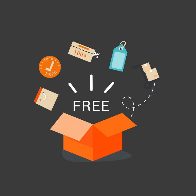use free shipping to improbve your conversion rate cro