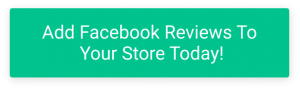 add facebook reviews to shopify button