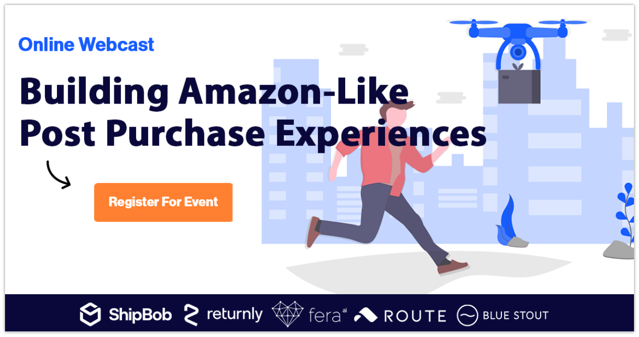 make a post purchase experience like Amazon