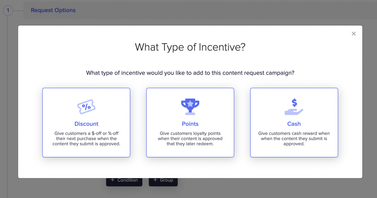 review request incentives