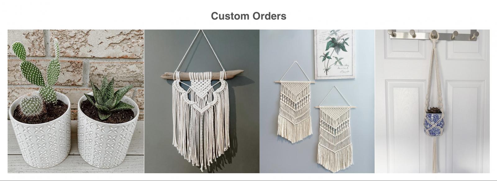 custom order photo wall shopify