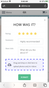review app shopify